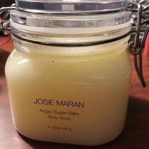 Josie Marian sweet clementine sugar scrub